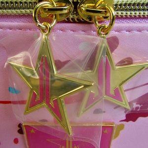 Jeffree Star Bags - Jeffree Star Pink JawBreaker Makeup Bag